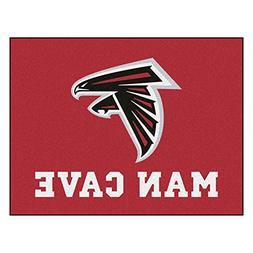 FANMATS 14264 NFL Atlanta Falcons Nylon Universal Man Cave A