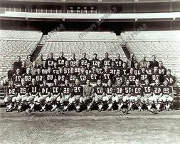 1966 atlanta falcons 8x10 team photo picture