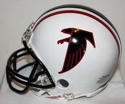 1974 Atlanta Falcons Prototype Riddell Custom Mini Helmet
