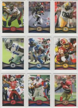 2012 Topps Football Team Sets **Pick Your Team**