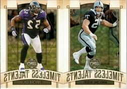 2019 PANINI LEGACY TIMELESS TALENTS INSERT SINGLES - YOU PIC