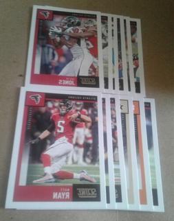 2020 Score Atlanta Falcons Team Set,  13 Cards 3 RC