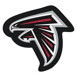 Fanmats 20961 NFL - Atlanta Falcons Mascot Mat, Team Color,