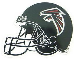 """Atlanta Falcons 12"""" Helmet Car Magnet  NFL Vinyl Auto Emblem"""