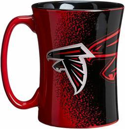 Atlanta Falcons 14oz Coffee Mug Mocha Style NFL - Boelter Br