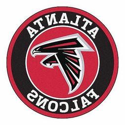 "Atlanta Falcons 27"" Roundel Area Rug Floor Mat"