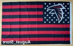 Atlanta Falcons 3x5 ft Flag Banner NFL