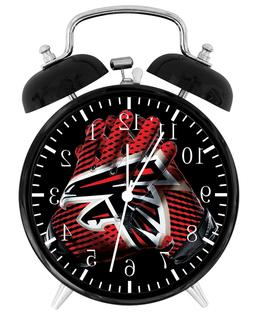 Atlanta Falcons Alarm Desk Clock Home or Office Decor F91 Ni
