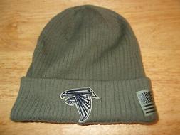 Atlanta Falcons Beanie Knit Hat Cap NWOT Free Shipping!