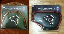 Atlanta Falcons NFL Blade or Mallet Putter Golf Club Head Co