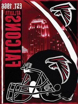 Atlanta Falcons blanket bedding 60x80 FREE SHIPPING NFL NFC