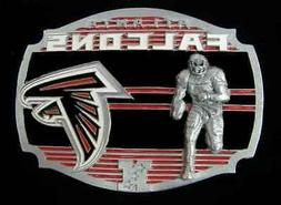ATLANTA FALCONS BUCKLE BUCKLES NEW!