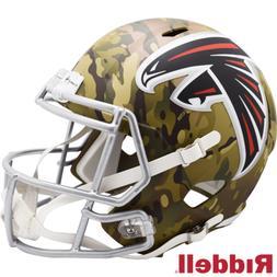 Atlanta Falcons Camo Alternate Riddell Speed Mini Helmet New