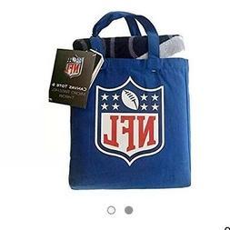 Atlanta Falcons Canvas Tote Bag and Micro Raschel Throw Blan