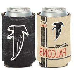 ATLANTA FALCONS CLASSIC LOGO NEOPRENE CAN BOTTLE COOZIE COOL