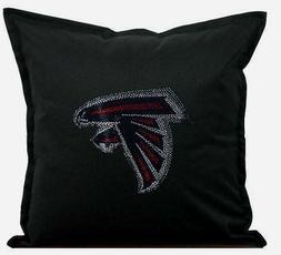 atlanta falcons cover sofa throw pillow case