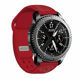 Atlanta Falcons Deboss Silicone Watch Band