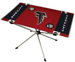 Atlanta Falcons Endzone Tailgate Table  NFL Portable Chair F