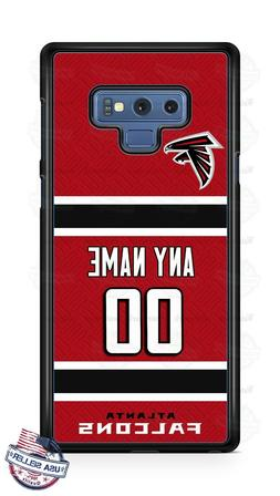 ATLANTA FALCONS FOOTBALL CUSTOMIZED PHONE CASE FOR iPHONE SA