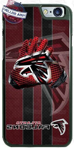 Atlanta Falcons Gloves Football Phone Case Fits iPhone Samsu