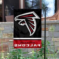 Atlanta Falcons Garden Flag and Yard Banner