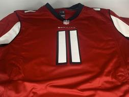 Atlanta Falcons Jersey Julio Jones #11 Men's Game Replica