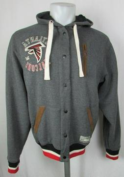 Atlanta Falcons Men's Reversible Embroidered Jacket Medium M