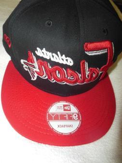 Atlanta Falcons Men's New Era Snap Back Baseball Cap