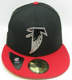 Atlanta Falcons METAL AND THREAD Fitted 59Fifty New Era NFL
