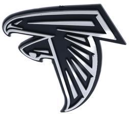 Atlanta Falcons NFL Car Truck Automotive Grill Emblem Chrome