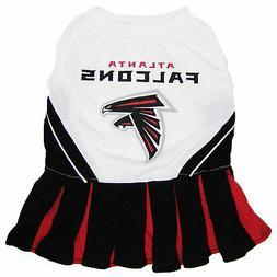 Pets First Atlanta Falcons NFL Cheerleader Outfit