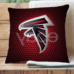 atlanta falcons nfl custom pillows car sofa