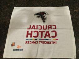 Atlanta Falcons NFL Football Crucial Catch Breast Cancer Awa
