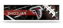 "Atlanta Falcons NFL Gridiron Decal Bumper Sticker 11"" x 3"""