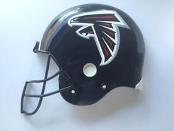 Atlanta Falcons NFL Helmet Plaque for Wall or Bookshelf  Lic