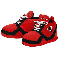 Atlanta Falcons NFL Men's Team Slip-on Lace Puffy Sneaker Sl