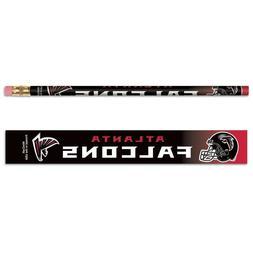 Atlanta Falcons Wincraft NFL Pencils FREE SHIP!!!