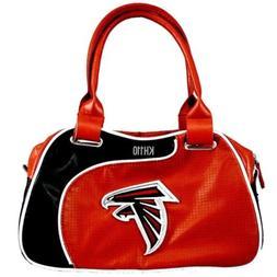 Atlanta Falcons NFL Perfect Bowler Purse Hand Bag