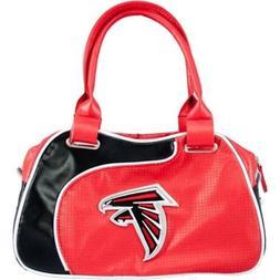 Atlanta Falcons NFL Perfect Bowler Purse Womens Handbag