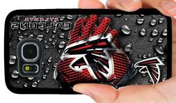 ATLANTA FALCONS NFL PHONE CASE FOR SAMSUNG NOTE & GALAXY S4