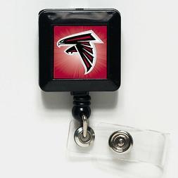 Atlanta Falcons NFL Retractable ID Badge Credentials Holder