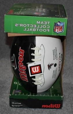 Atlanta Falcons Wilson Official NFL Team Collectors Football