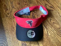 Atlanta Falcons NEW ERA On-Field Visor NFL Football One Size