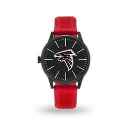 Atlanta Falcons Premium Cheer Design Watch Team Color Logo F