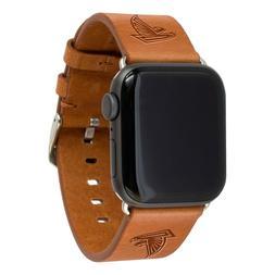 Atlanta Falcons Premium Leather Apple Watch Band