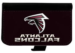 ATLANTA FALCONS SAMSUNG GALAXY & iPHONE CELL PHONE CASE LEAT