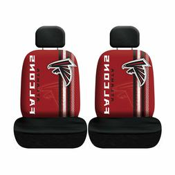 Atlanta Falcons Set of 2 Rally Print Seat Covers