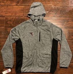 Atlanta Falcons Side Judge Player Full Zip Jacket Men's Co