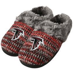 Atlanta Falcons Slippers Logo NEW Womens Slide House shoes!