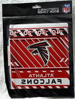 Atlanta Falcons - Stretchable Book Cover - Attack Bird Logo